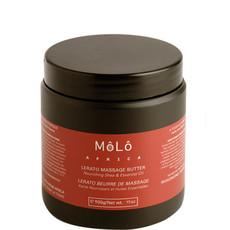 Beurre de massage stimulant - Lerato - 500 gr