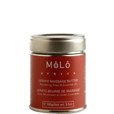 Beurre de massage  stimulant - Lerato - 100 gr