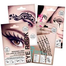 Kit Parches de Diseño - Ojos, Rostro y Cuerpo