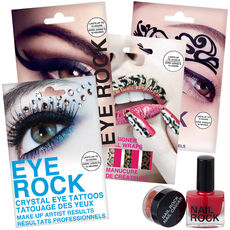 Kit glamour – Ongles et yeux