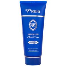 Gel limpiador del rostro con microgránulos – Dead Sea Premier