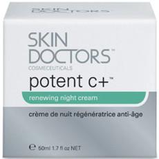 Potent C - Crema de noche antiedad