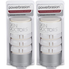 Duo Recharges Eponges - Powerbrasion