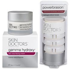 Programa Resplandor del Rostro Powerbrasion – Skin Doctors