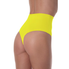 String Minceur - Taille M - Jaune