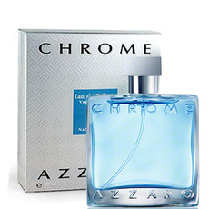 Chrome Eau de toilette 50ml - Azzaro
