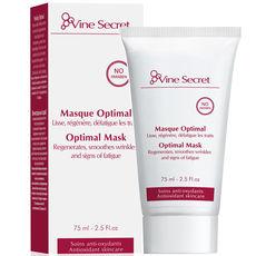 Masque Optimal – Lisse, régénère et défatigue
