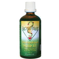 Huile 41 - Soin d'hygiène aux 41 huiles essentielles