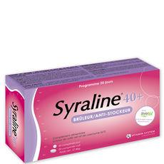 Syraline 40+ brûleur de graisses et anti-stockeur – 20 jours